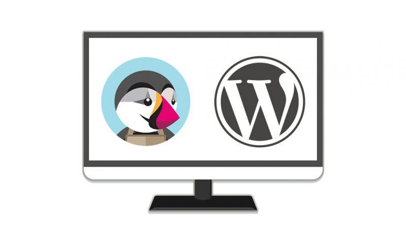 Module de connexion de blog Wordpress à Prestashop